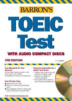 Barron's TOEIC Test of English for International Communication