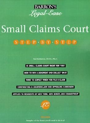 Small Claims Court Step-By-Step
