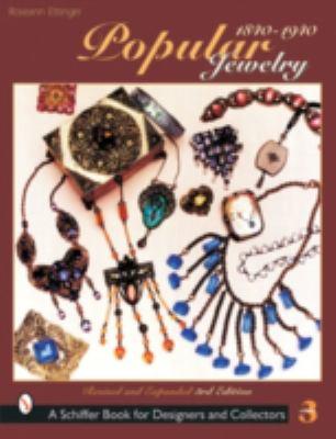 Popular Jewelry, 1840-1940