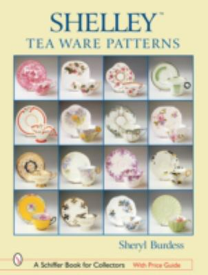 Shelley Tea Ware Patterns