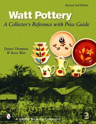 Watt Pottery A Collector's Reference With Price Guide