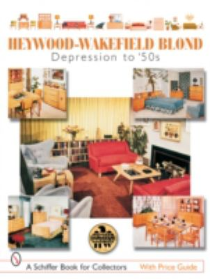 Heywood-wakefield Blond Depression to '50s
