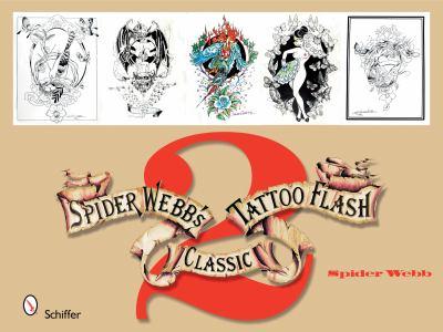Spider Webb's Classic Tattoo Flash 2