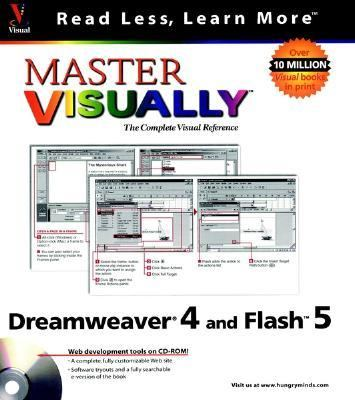 Master Visually Dreamweaver 4 and Flash 5