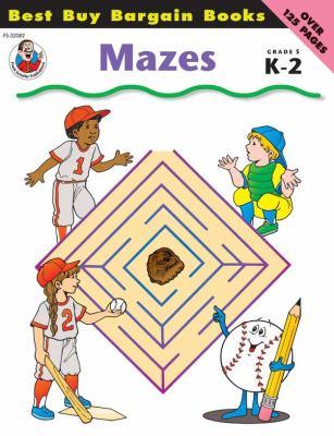 Best Buy Bargain Books:: Mazes, Grades K-2