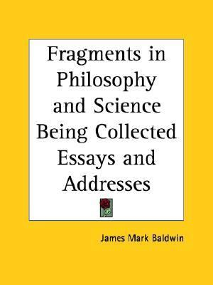 essays in science and philosophy Philosophy of science these days seems largely concerned with questions of   and other frustrations: essays in the philosophy of science.