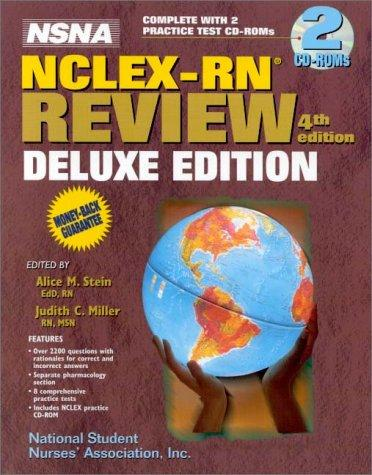 NCLEX-RN Review Deluxe Edition