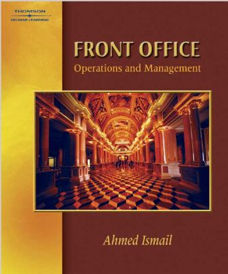 Front Office Operations and Management