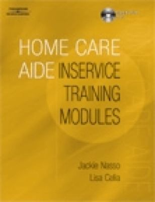 Home Care Aide Inservice Training Modules