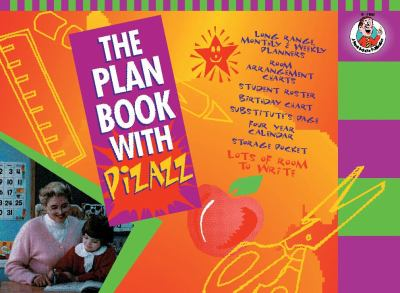 Plan Book With Pizzazz