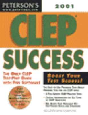 Clep Success 2001