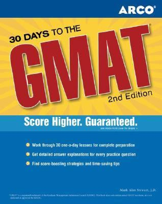 Arco 30 Days to the Gmat Cat