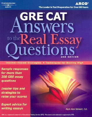 arco gre_answers_to_real essay questions .rar