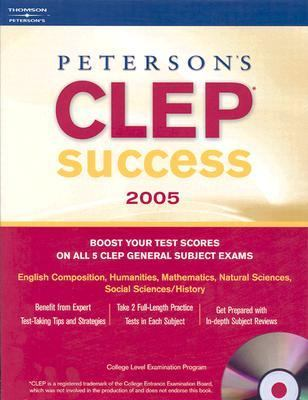 Peterson's Clep Success 2005