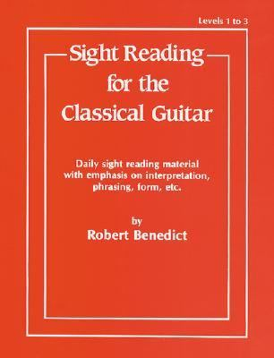 Sight Reading for the Classical Guitar, Level 1-3