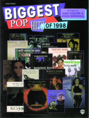 Biggest Pop Hits of 1998