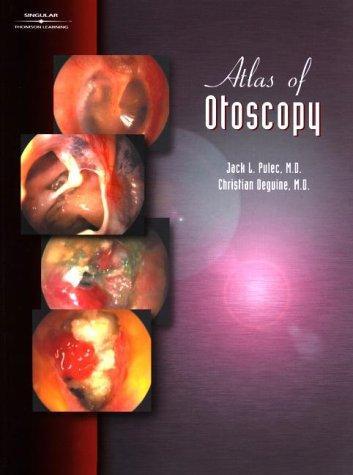Atlas of Otoscopy