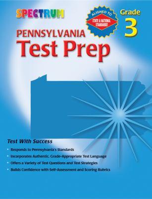 Spectrum Pennsylvania Test Prep