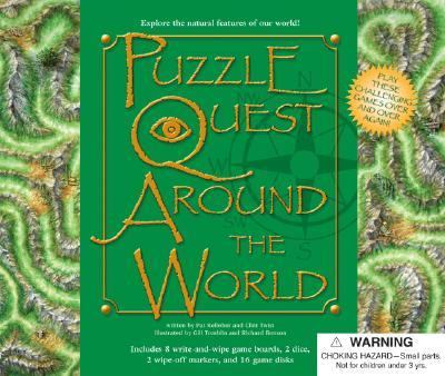 Puzzle Quest Around The World