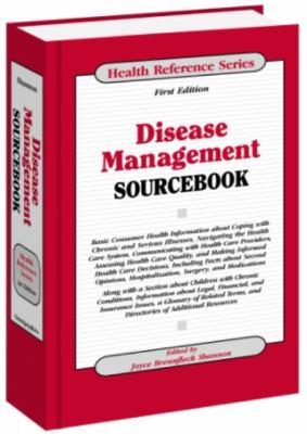Disease Management Sourcebook