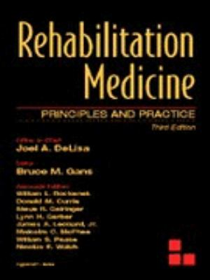 Rehabilitation Medicine Principles and Practice