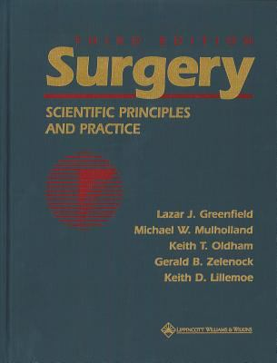 Surgery Scientific Principles and Practice