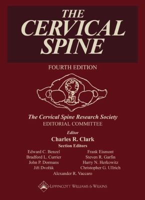 Cervical Spine The Cervical Spine Research Society Editorial Committee