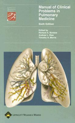 Manual of Clinical Problems in Pulmonary Medicine