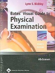 Bates' Visual Guide to Physical Examination: Abdomen: Volume 7 (Bates' Visual Guide to Physical Examination(dvd)) (v. 7)