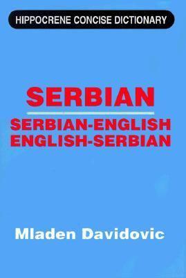 Serbian-English, English-Serbian Concise Dictionary