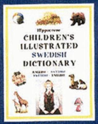 Children's Illustrated Swedish Dictionary