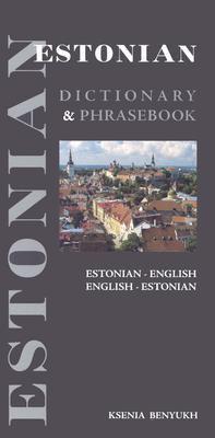 Estonian-English/English-Estonian Dictionary & Phasebook
