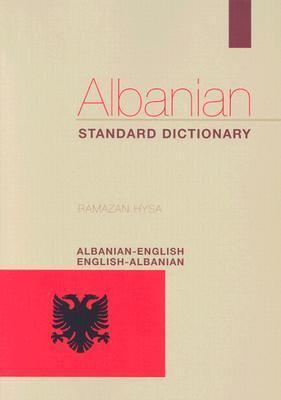 Albanian-English/English-Albanian Standard Dictionary