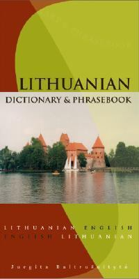 Lithuanian-English Dictionary & Phrasebook