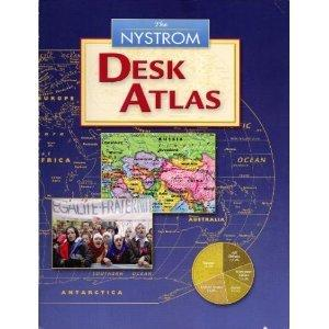 Nystrom desk atlas