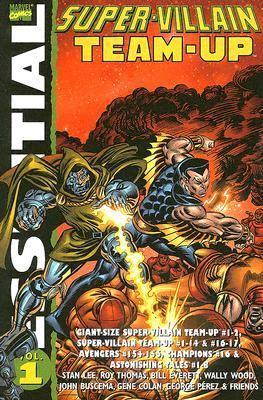 Essential Super-villain Team-up