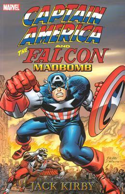 Captain America & the Falcon Madbomb