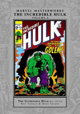 Marvel Masterworks: The Incredible Hulk - Volume 6