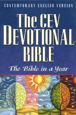 The Devotional Bible: Contemporary English Version (CEV) - Thomas Nelson Publishers - Paperback