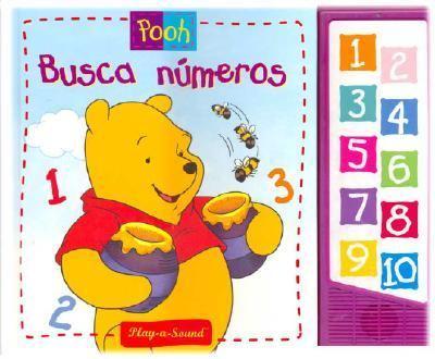 Pooh Play a Sound Busca Numeros