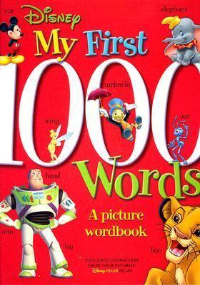 Disney's My First 1,000 Words