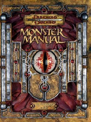 Monster Manual Core Rulebook III