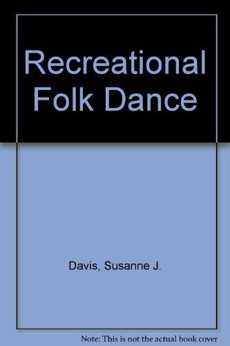 Recreational Folk Dance with CD
