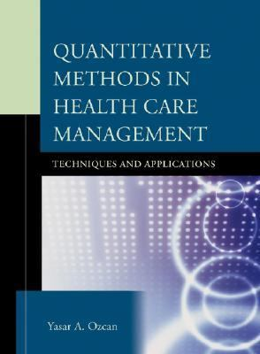 quantitative applications in management Decision making with quantitative tools quantitative techniques help a manager improve the overall quality of decision making these techniques are most commonly used in the rational/logical decision model quantitative school of management contingency school.