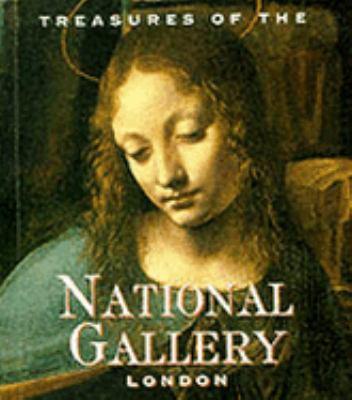 Tiny Folio Treasures of the National Gallery, London