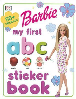 Barbie My First ABC Sticker Book