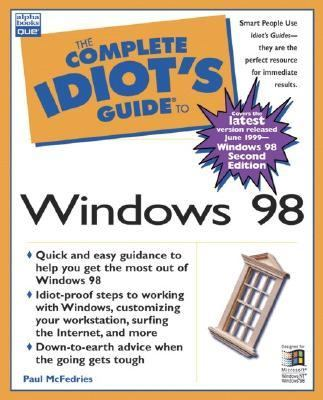 Complete Idiot's Guide to Windows 98