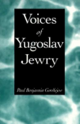 Voices of Yugoslav Jewry