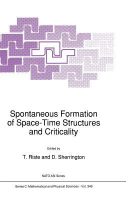Spontaneous Formation of Space-Time Structures and Criticality(NATO ASI Series C
