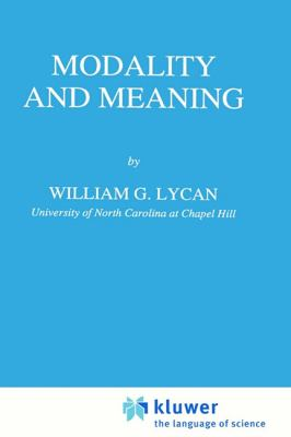 Modality and Meaning